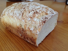 White English Country Bread